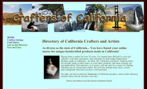 Welcome to Crafters of California