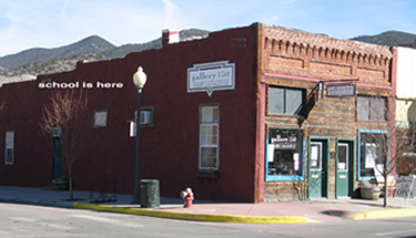 Location of The Colorado School of Jewelry and Metal Arts