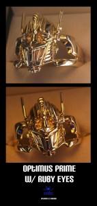 a 14k gold custom