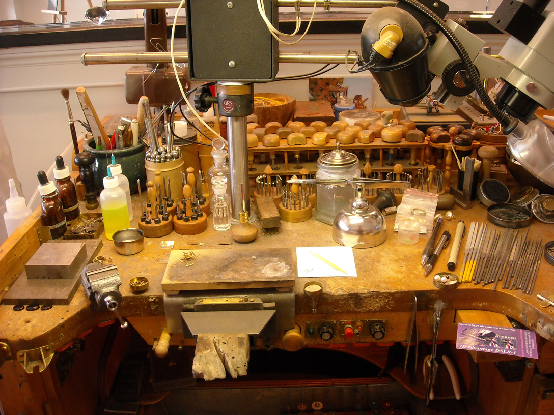 Larry Seiger Blogging For Jewelers And Metalsmiths Made