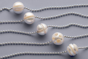 Carved Pearls use