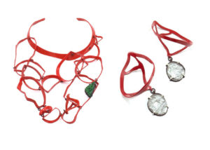 LauraWoods.RedNecklace