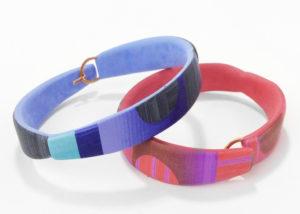 Bonnie Bishoff - Polymer Bracelets