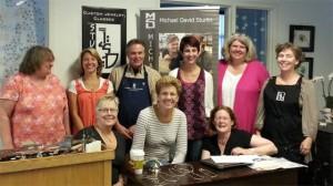 Visiting Artist Workshop Studio JSD - August 2014