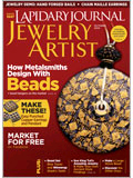 jewelry Artist magazine October 2010