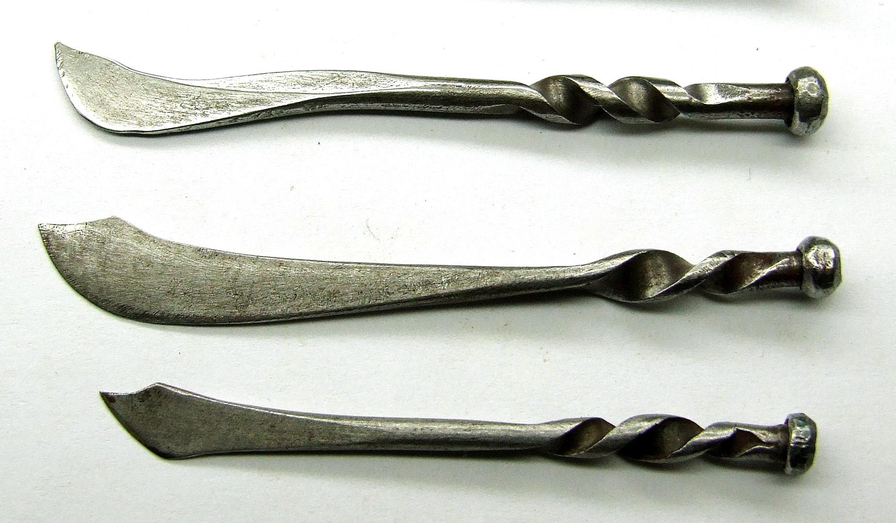 A Knife From A Nail Pennabilli