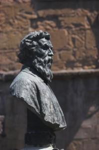 Cellini Bust by Raffaello Romanelli