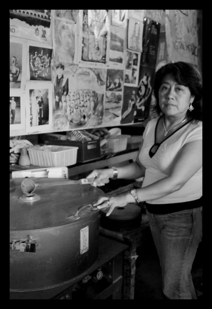 cooperative craftswoman mexicana