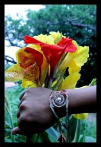 fashion bracelet handcrafted