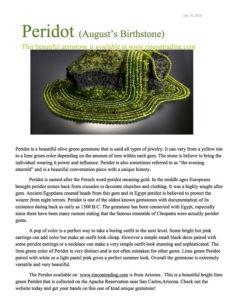 Peridot Blog new version B Jpeg