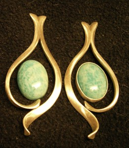 ss amazonite ergs sanded with stones